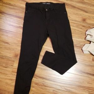 Old Navy Rockstar Mid Rise original 18 Long